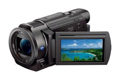4K Handycam® Camcorder with Exmor R® CMOS Sensor