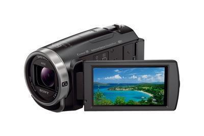 Handycam® with Exmor R® CMOS Sensor