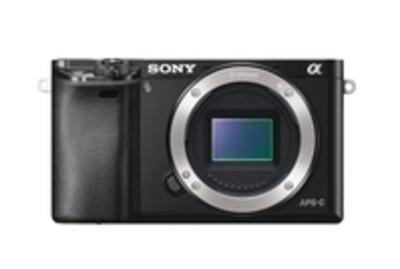 Sony α6000 + 16-50mm & 55-210mm Lenses - Black