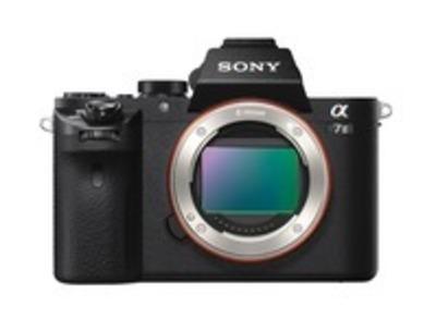 Sony α7 II Body Only - Black