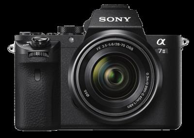 Sony α7 II + 28-70mm Zoom Lens - Black