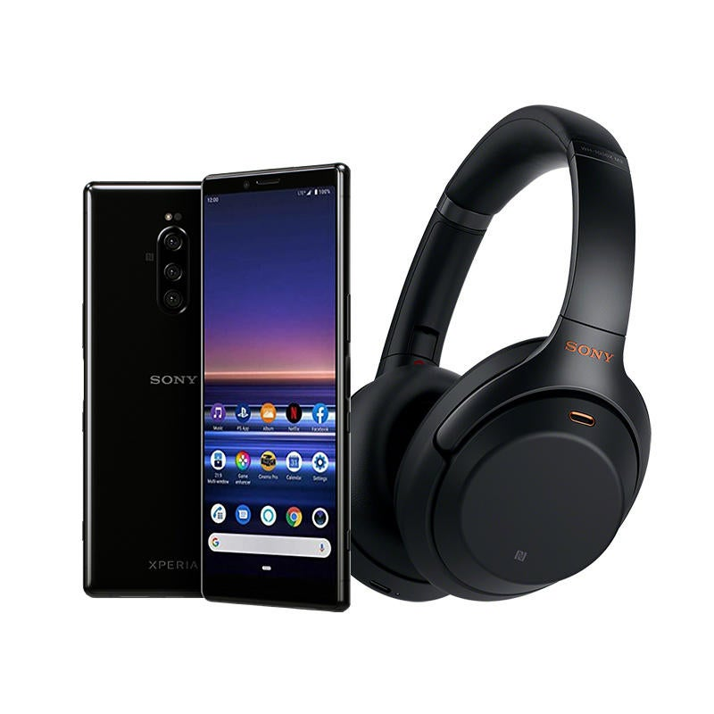 Xperia 1 Bundle